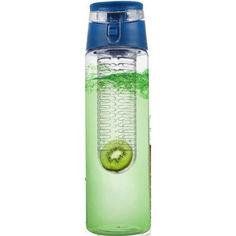 Акция на Спортивная бутылка для напитков воды с отделом для фруктов My Bottle (88574532)(900001513) от Allo UA
