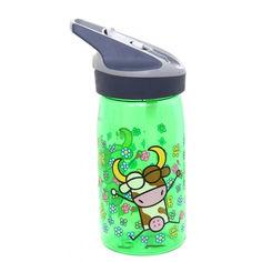 Акция на Бутылка детская Laken Tritan Jannu 450 мл зеленая от Allo UA
