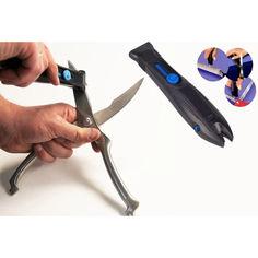 Акция на Многофункциональный мини-станок точилка для ножей и ножниц (651948958) от Allo UA