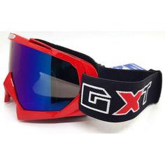 Акция на Вело мото маска горнолыжные очки лыжные (04435724) Красные от Allo UA