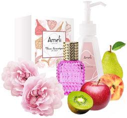 Акция на Парфюмерный набор для женщин Ameli 100 Версия Fleur Narcotique (Ex Nihilo) 100 мл + флакон (ROZ6206114712) от Rozetka