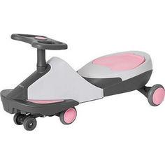 Акция на Детская машинка - Бибикар Xiaomi 700Kids S1 (CR03A) Pink от Allo UA