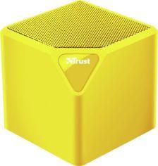 Акция на Портативна акустика Trust Primo Wireless (22486) Neon Yellow от Територія твоєї техніки