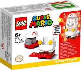 Акция на Конструктор LEGO Super Mario Марио-пожарный. Набор усилений (71370) от MOYO