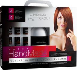 Акция на Набор Pharma Group Линия Handmade для волос (4823015928710) от Rozetka