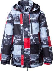 Акция на Демисезонная куртка Huppa Janek 1 18170110-02104 134 см Красная (4741468884479) от Rozetka
