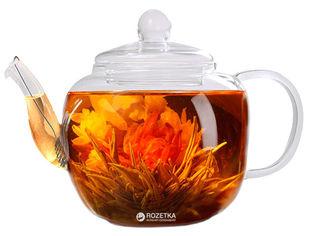 Акция на Заварочный чайник Fissman Lucky 0.8 л (9359) от Rozetka
