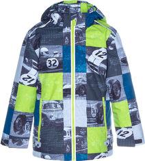 Акция на Демисезонная куртка Huppa Terrel 18150010-02147 98 см Лаймовая (4741468883755) от Rozetka