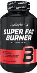 Акция на Жиросжигатель Biotech Super Fat Burner 120 таблеток (5999076236244) от Rozetka