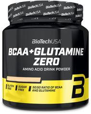 Акция на Аминокислоты Biotech BCAA + Glutamine Zero Biotech 480 г Персиковый чай от Rozetka