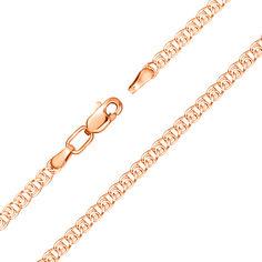 Акция на Золотой браслет в красном цвете 000126894 17 размера от Zlato