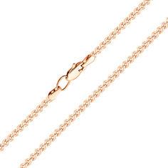 Акция на Цепочка из красного золота в плетении нонна 000131597 50 размера от Zlato