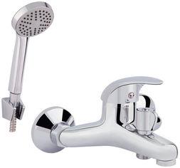 Акция на Смеситель для ванны GF (CRM)/S-06-006N от Rozetka
