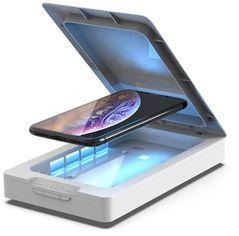 Акция на Ультрафиолетовый стерилизатор 2E UVSB021 Pro от MOYO