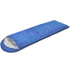 Акция на одеяло SportVida SV-CC0051 +2 ...+ 16°C R Blue/Grey от Allo UA