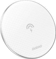 Акция на Беспроводное зарядное устройство Dudao Wireless Fast Charge A10B White (QT-DudaoA10Bwh) от Rozetka