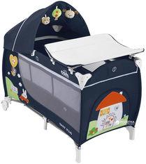 Манеж-кровать Cam Daily Plus Синий (L113/222) от Rozetka