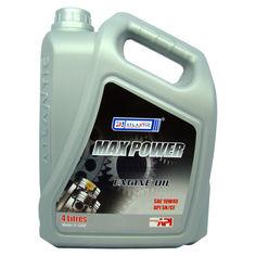 Акция на Моторное масло ATLANTIC MAX POWER 10W-40, 4 л от Allo UA