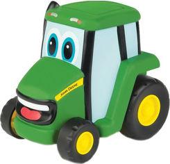 Акция на Игрушка инерционная Tomy John Deere Трактор Джонни (42925V) (36881429258) от Rozetka