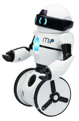 Интерактивный робот Wow Wee MIP Белый (W0821) от Rozetka