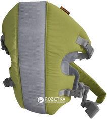 Акция на Сумка-кенгуру Bertoni (Lorelli) Discovery Green (DISCOVERY-green) от Rozetka