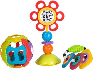 Набор игрушек прорезывателей Playgro от 6 месяцев 3 шт (9321104853080) от Rozetka