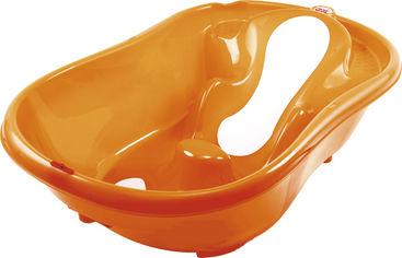Акция на Детская ванночка OK Baby Onda Evolution Orange (38084540) от Rozetka