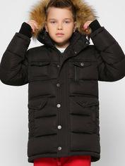 Акция на Зимняя куртка X-Woyz DT-8316-8 116-122 см Черная (2000002324362) от Rozetka