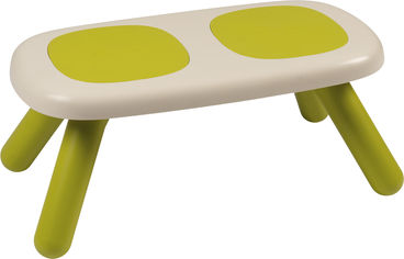 Акция на Лавочка без спинки детская Smoby Toys Зеленая (880301) (3032168803015) от Rozetka