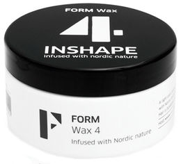 Акция на Воск InShape Form Wax-4 средней фиксации 100 мл (7350078000192) от Rozetka