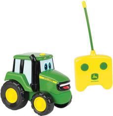 Акция на Игрушка Tomy John Deere Трактор Джонни на дистанционном управлении (42946A1) (36881429463) от Rozetka