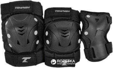 Комплект защитный Tempish Taky размер S Черный (102000070/blk/S) (8592678086957) от Rozetka