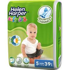 Акция на Подгузники Helen Harper Soft & Dry 5 (15-25кг) 39шт Junior (5411416060154) от Allo UA