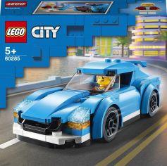 Акция на Конструктор LEGO City Great Vehicles Спортивный автомобиль 89 деталей (60285) от Rozetka