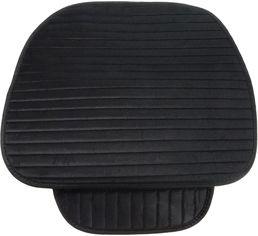 Акция на Коврик Supretto на сиденье в авто Черный (5874-0001) от Rozetka