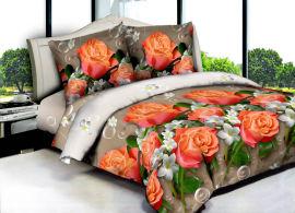 Акция на Комплект постельного белья Modern Микросатин 15-0036 Budapest Семейный (2200002504317) от Rozetka