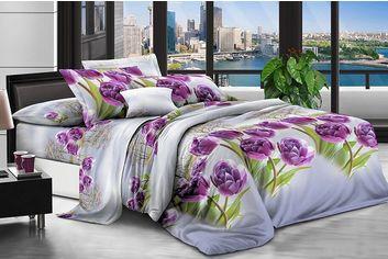 Акция на Комплект постельного белья Modern Микросатин 15-0006 Mumbai Семейный 160х220 (2200002496827) от Rozetka