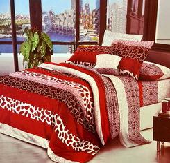 Акция на Комплект постельного белья Modern Микросатин 15-0054 Kabul Семейный (2200002508810) от Rozetka