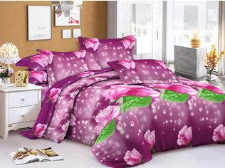 Акция на Комплект постельного белья Modern Микросатин 15-0085 Atlanta Односпальный (2200002516518) от Rozetka