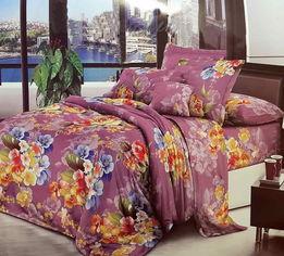 Акция на Комплект постельного белья Modern Микросатин 15-0066 Belfast Евро (2200002511797) от Rozetka