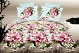 Акция на Комплект постельного белья Modern Микросатин 15-0014 Shanghai Двуспальный (2200002498784) от Rozetka