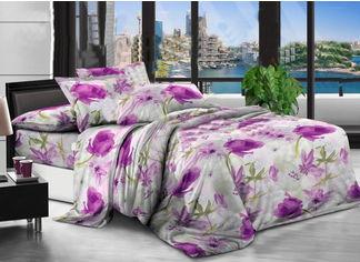 Акция на Комплект постельного белья Modern Микросатин 15-0056 Lumpur Евро (2200002509299) от Rozetka