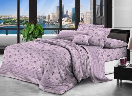 Акция на Комплект постельного белья Modern Микросатин 15-0115 Plum Евро (2200002533805) от Rozetka