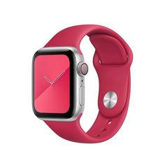 Акция на Ремешок COTEetCI W3 Sport Band for Apple Watch 38/40mm Wine Red (WH2085-WR) от Allo UA