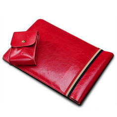 "Акция на Сумка COTEetCI Leather Sleeve Bag 11"" Red (CS5127-RD) от Allo UA"