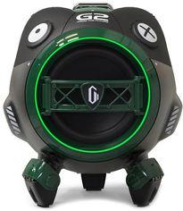 Акция на Акустическая система GravaStar Venus sci-fi Bluetooth 5.0 Green (gsg2grn) от Rozetka