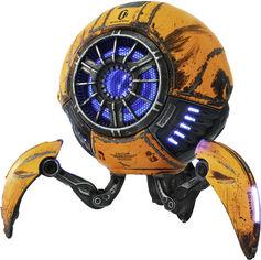 Акция на Акустическая система GravaStar Mars sci-fi Bluetooth 5.0 Yellow War damaged (gsg1ylw) от Rozetka