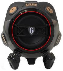 Акция на Акустическая система GravaStar Venus sci-fi Bluetooth 5.0 Black (gsg2blk) от Rozetka