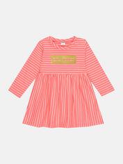 Акция на Платье Lito Розовая Полоска pl-23309 86-92 см Розовое (2000000421087) от Rozetka