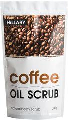 Акция на Скраб Hillary Coffee Oil 200 г (4820209070170) от Rozetka